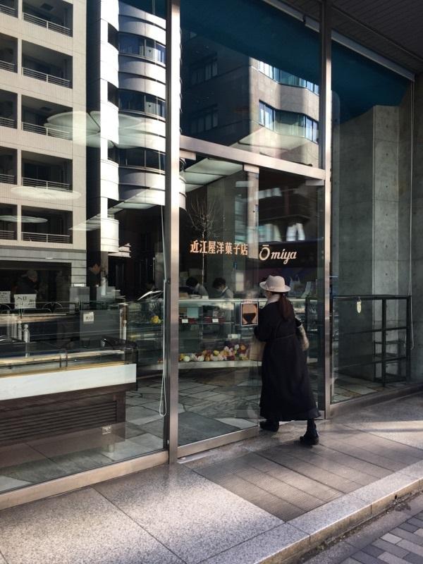 小林さん 近江屋洋菓子店