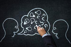 術後の脳内対話