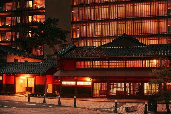 名湯 山代温泉の加賀伝統とモダンが息づく宿「星野リゾート 界 加賀」