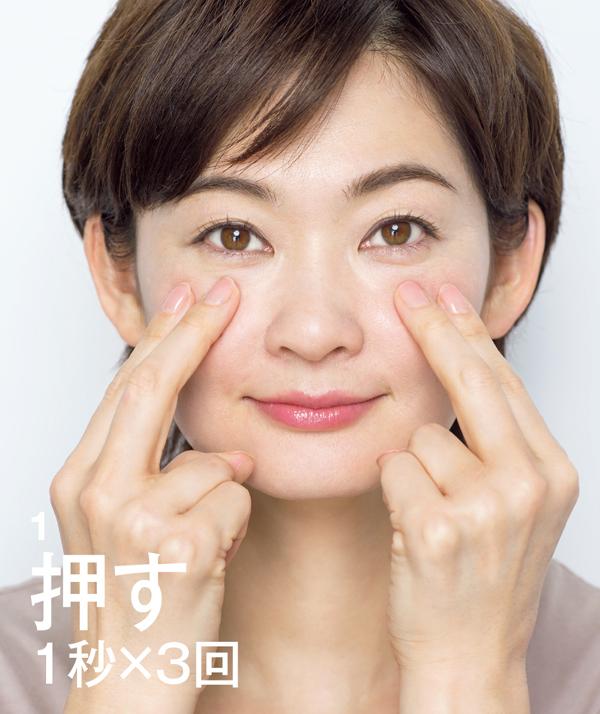 顔たるみ 頬骨リガメント1