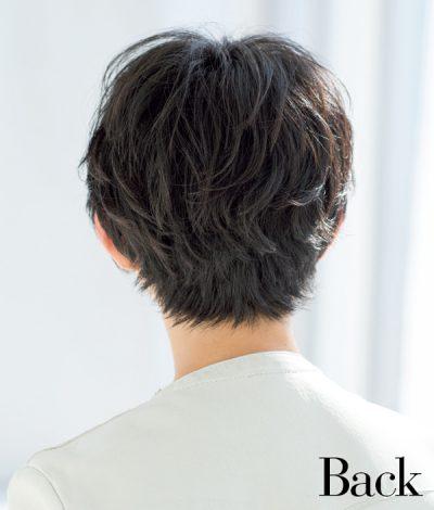 ショートヘア カタログ