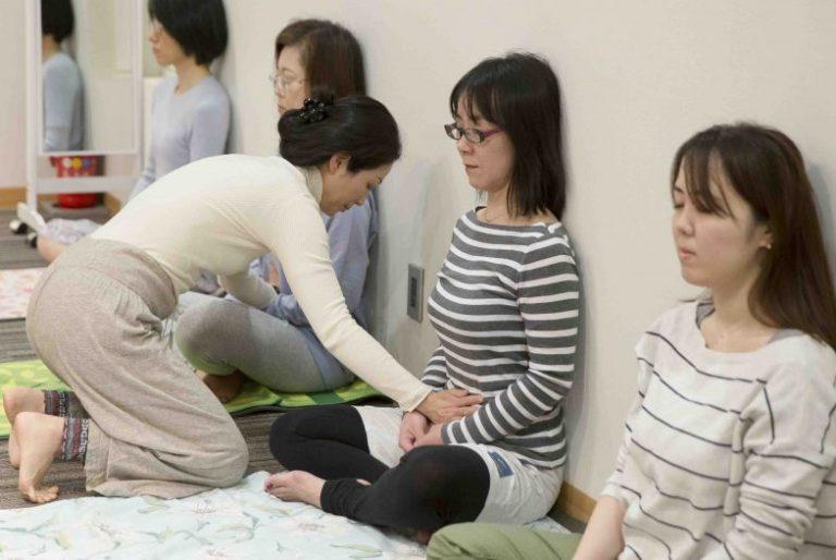 美肌になる、冷えも改善!と話題のメソッド「〝ZEN呼吸法〟セミナー」が開催されました!