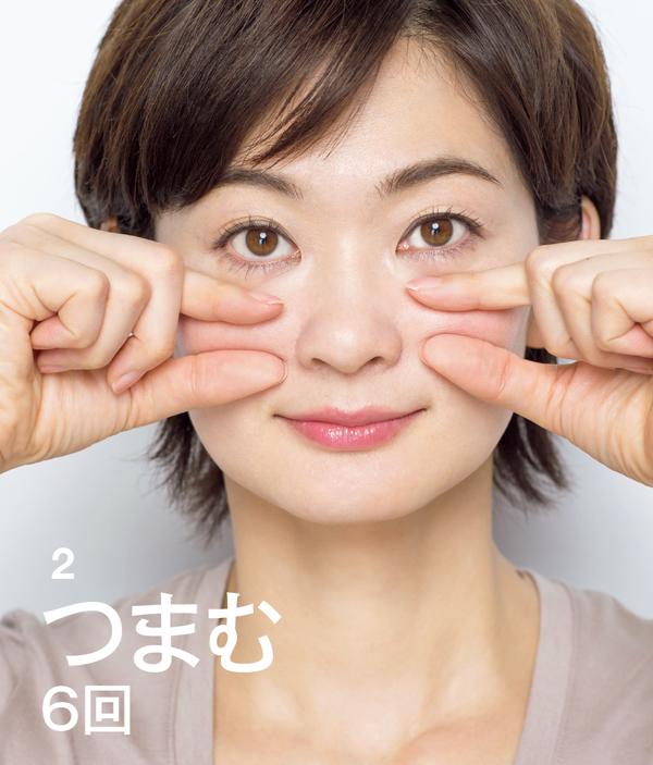 顔たるみ 頬骨リガメント2