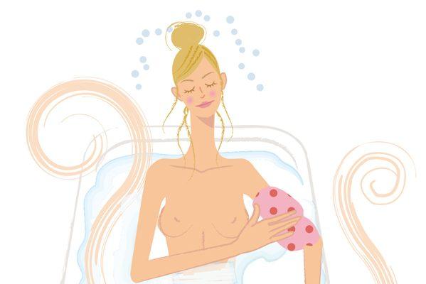 今日からできる、基本の腟ケア①オイルケア入浴