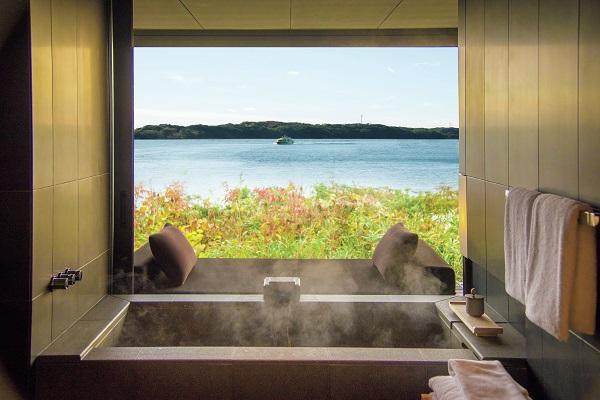 世界初!温泉のあるアマン「アマネム」①伊勢志摩国立公園内の広大な敷地とスパで癒される!