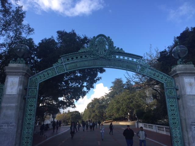 朝倉さん UC Berkeley