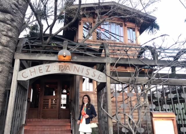 朝倉さん レストラン
