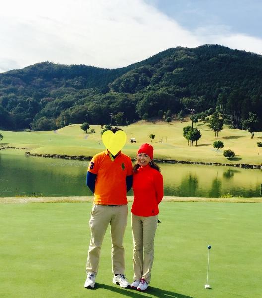 朝倉さん ゴルフ