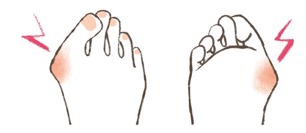 更年期に急増する「足の悩み」⑥「外反母趾」の意外な原因は? | HAPPY PLUS ONE(ハピプラワン)