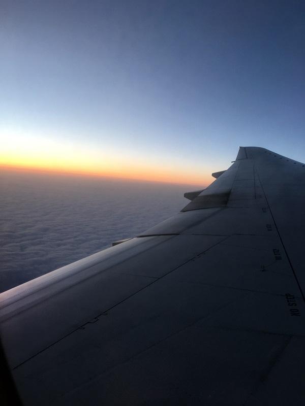 小林さん 飛行機