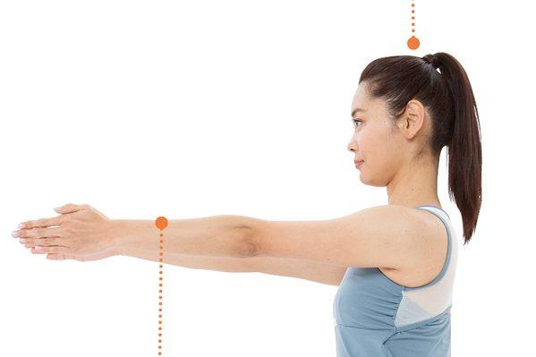 お尻を鍛えるための最強3ステップ体操 STEP2「整える」