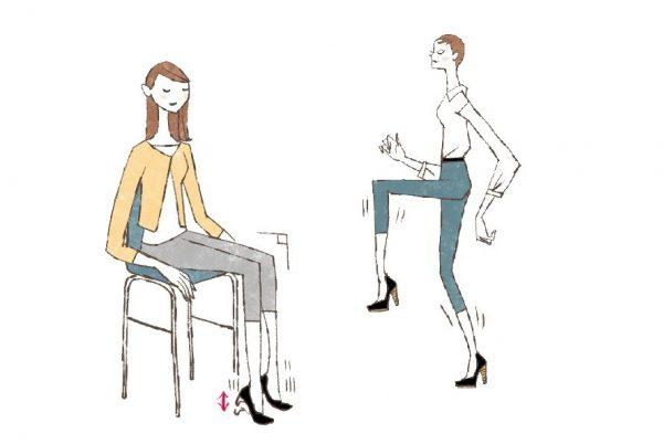 更年期に急増する「足の悩み」⑫内臓の病気ともつながりが!?「足のむくみ」
