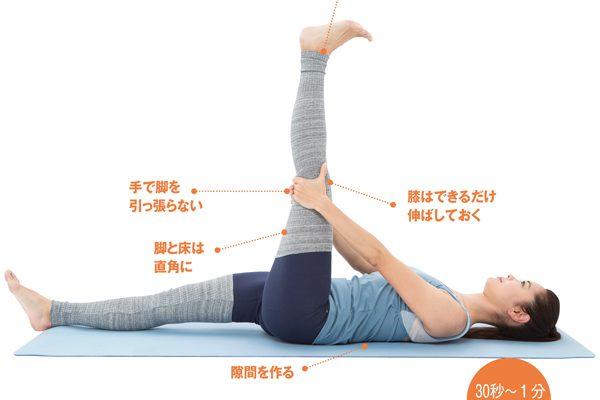 お尻を鍛えるための最強3ステップ体操 STEP1「緩める」