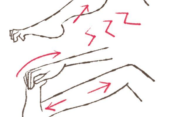 更年期に急増する「足の悩み」⑬下肢静脈瘤の初期症状なことも!「足のつり」