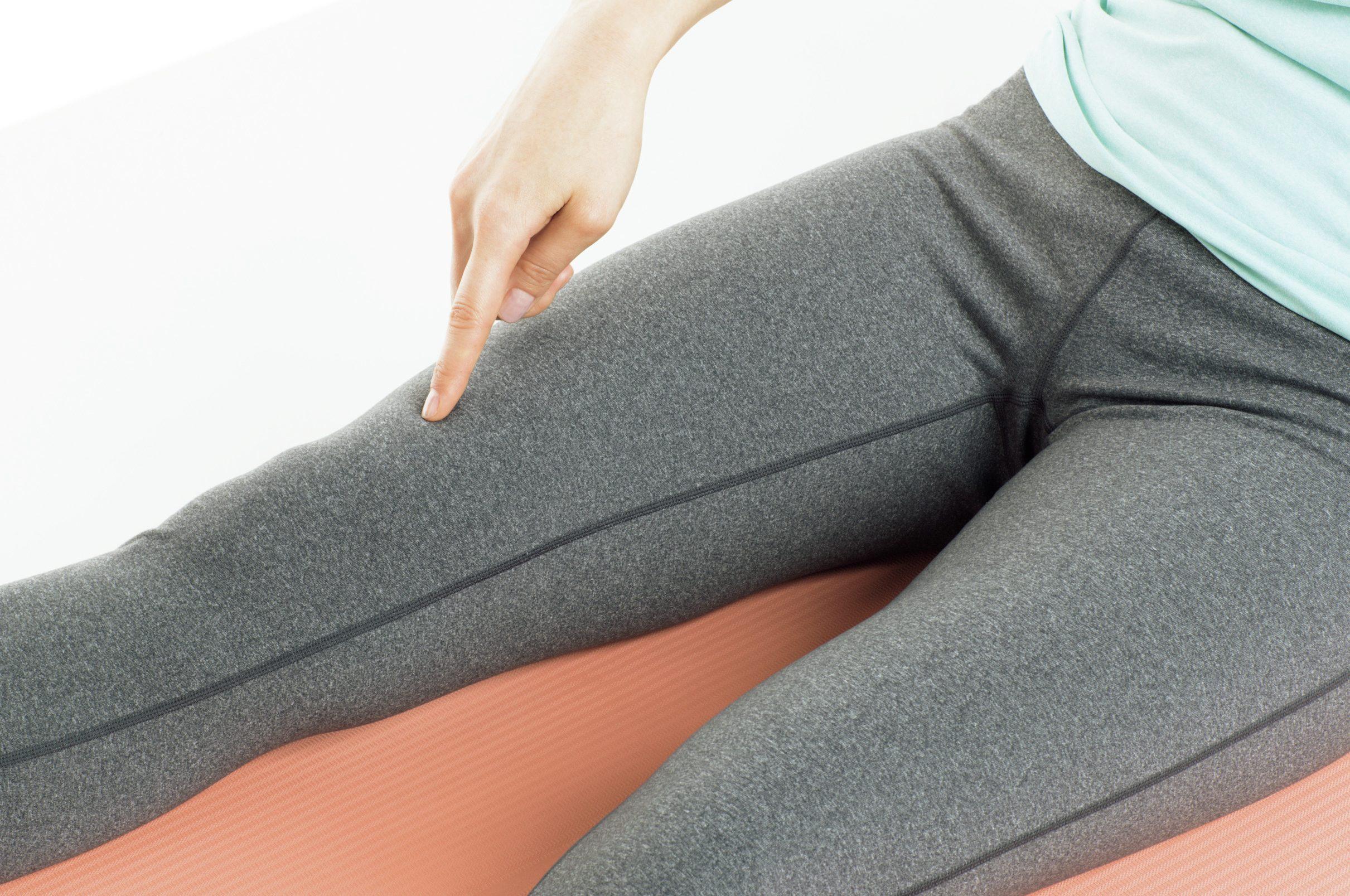 【動画有】膝上のゴツゴツ岩肉にさよなら!「シグナルエクササイズ」Part4