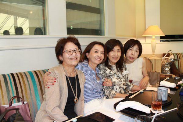 20年ぶりにわが母校、四谷F学園のクラス会に参加しました。