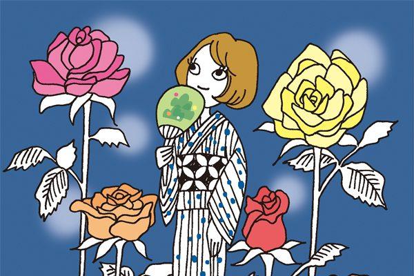 ムーンプリンセス妃弥子の大人の運磨き~運トレSTEP⑤バラが教えてくれた生きる姿勢とは!?