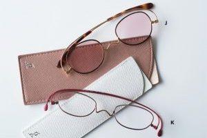 メガネスタイルを格上げする最新ニュース8/(後編)薄さ2ミリ!のメガネ、アンチエイジングサングラスほか