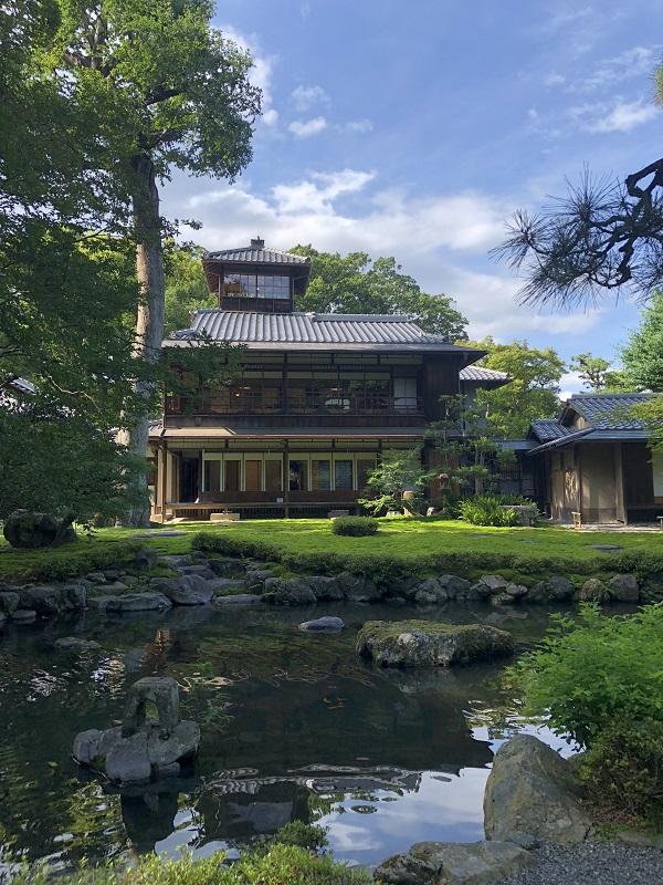 小林さん 旧三井家下鴨別邸
