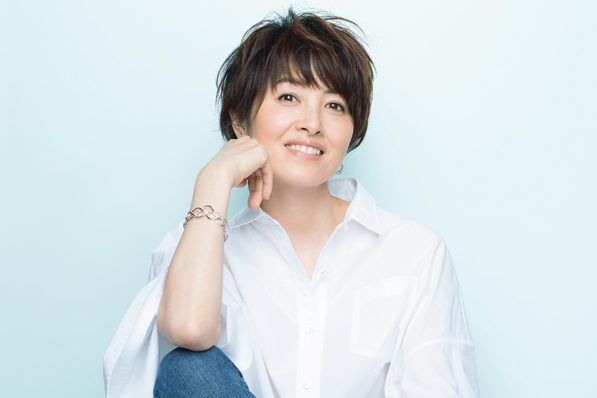 """荻野目洋子さん/歌って踊れる体づくりに、""""ながら筋トレ""""が不可欠"""