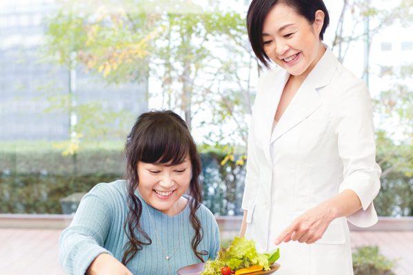 大西結花さんのダイエットチャレンジ/オキテ2 健康と栄養の正しい知識を知る