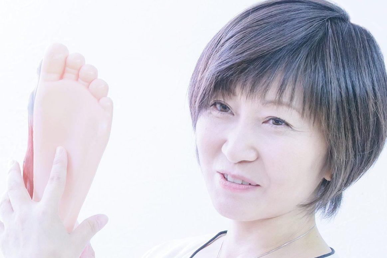 2019年4月14日(日)開催「健康は足に出る!観て、触って、不調を改善!足裏分析リフレクソロジー体験セミナー」