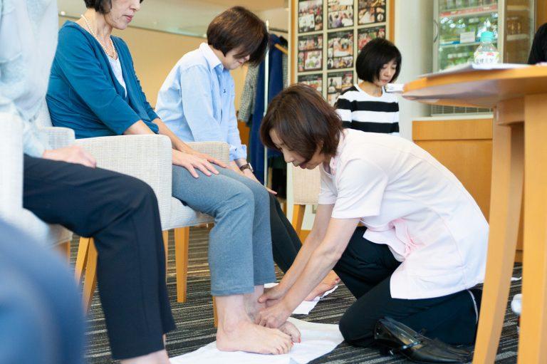 「足の悩みにさようなら!美脚と美姿勢もかなえる快足セミナー」が開催されました!
