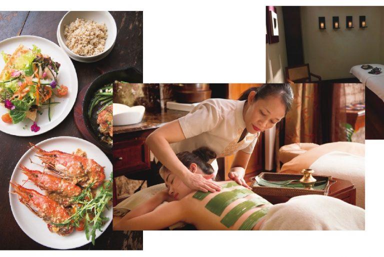 アジアの進化形スパ:フィリピン編 ④ マニラのホテルスパ&グルメ 3軒紹介