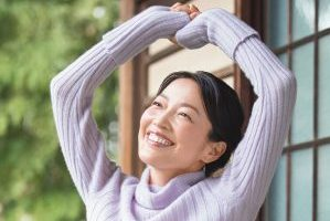 羽田美智子さんも体験「すきま瞑想」のすすめ④今を楽に生きるためにすぐにできること