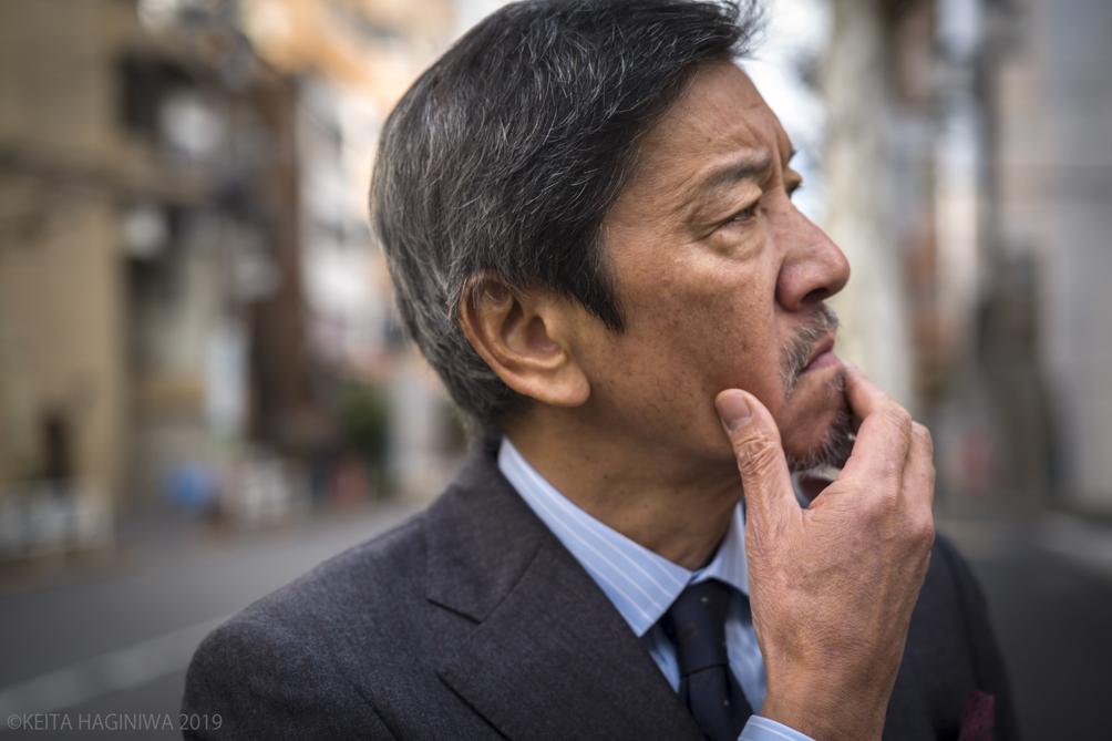 奥田瑛二さん・68歳。「体力は落ちたけど、心の体力がついてきた」 (インタビュー/後編)