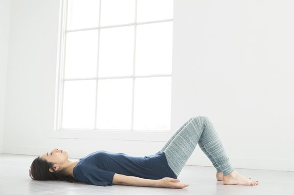 正しい呼吸/横隔膜の可動域が大きいことが理想的