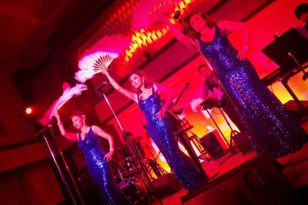 昨年12月The Fujiyama Sistersは東京、京都、鹿児島でディナーショーを行いました