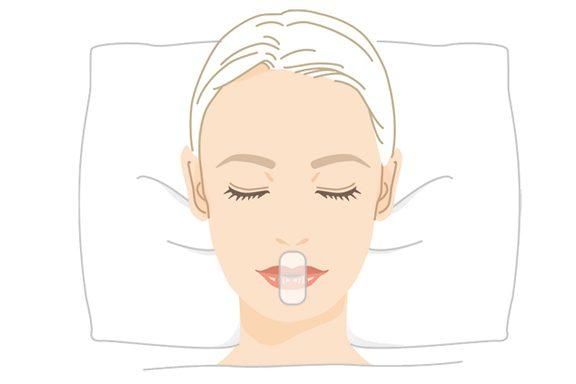 「鼻呼吸トレーニング」正しい呼吸への改善エクササイズ