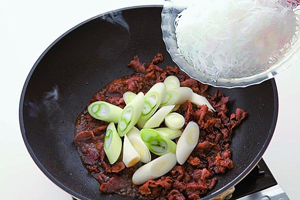 応用自在、牛肉すき焼き煮ストックの作り方/「週末作りたい」ストック⑩