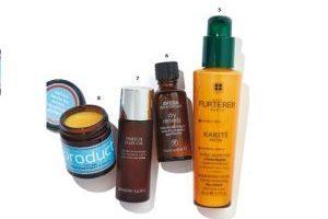 乾燥老化 ㉘シャンプー後の髪に保湿アイテムをプラス