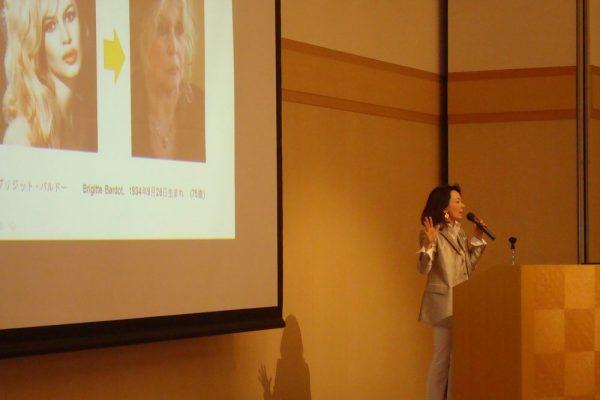「日米で働く違い」についての息子の講演と、「乳がん」後の薬のこと