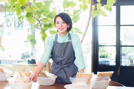 岸紅子さんの毎日YOJO①薬に頼らず、自然治癒力を高める生活を実践