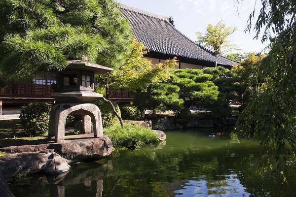 京都で仏像を見るならまず東寺へ ( その2)庭園や塔頭も必見!
