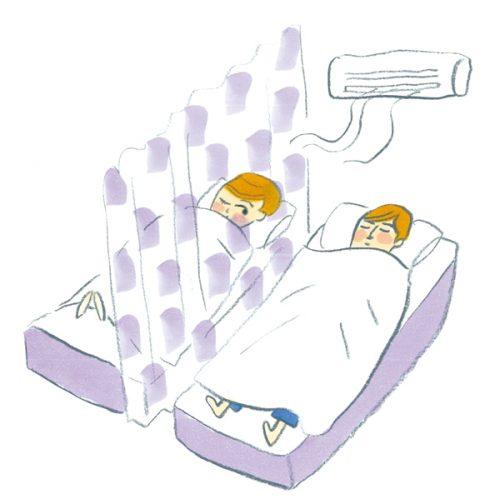 睡眠の質_パートナー