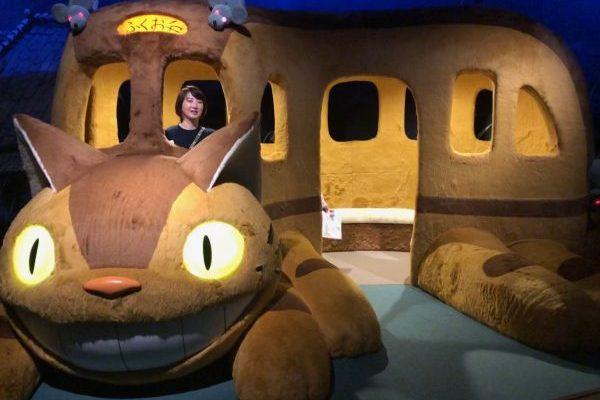 ジブリ大博覧会へ、娘と二人旅。いやー、ものすごかった!