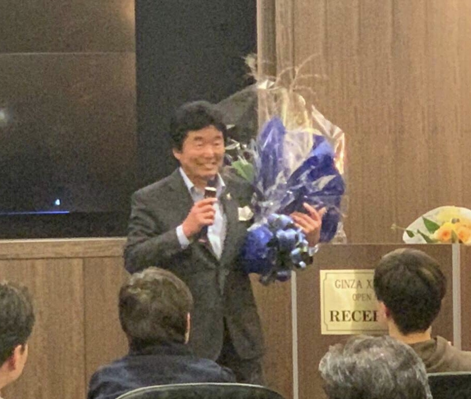 朝倉さん 北原さん講演会