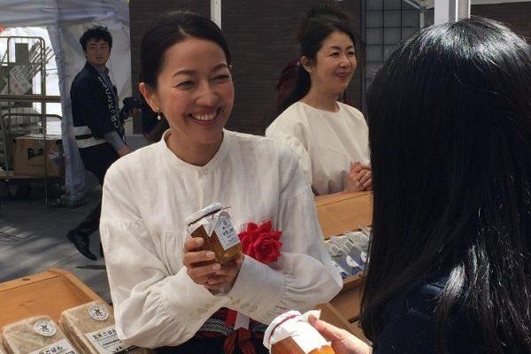 """女優・羽田美智子さんが''美と健康""""をテーマにした、 オンラインセレクトショップをオープン!"""