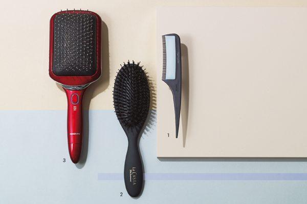 瞬時にツヤ&滑らか美髪に導くヘアブラシ/極上ヘアの育て方④