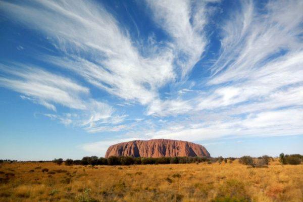 オーストラリア大陸の神秘、エアーズロックに行ってきました!