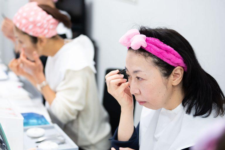 美肌づくりの鉄則は〝肌を○○しないこと〟「透輝肌(R) スキンケア&気品メイクセミナー」が開催されました!