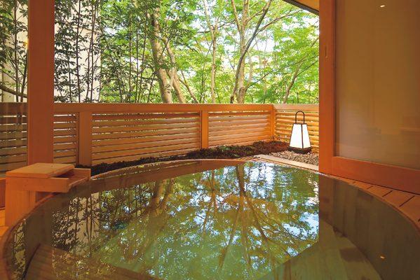 伝統を受け継いだトリートメントと温泉で元気をとり戻せる/べにや無何有(加賀山代温泉)