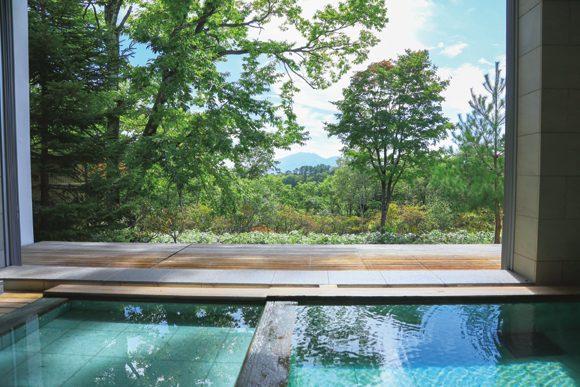 日本屈指の名湯と食事で体調を整える/ホテル クアビオ(草津)