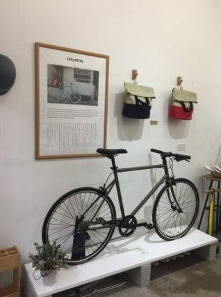 【東京都台東区】おしゃれ部長が自転車をオーダーしました
