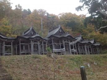 赤神神社五社堂(秋田県)