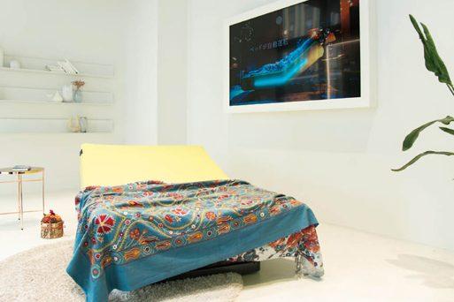 「アクティブスリープ ベッド」で睡眠環境を改善